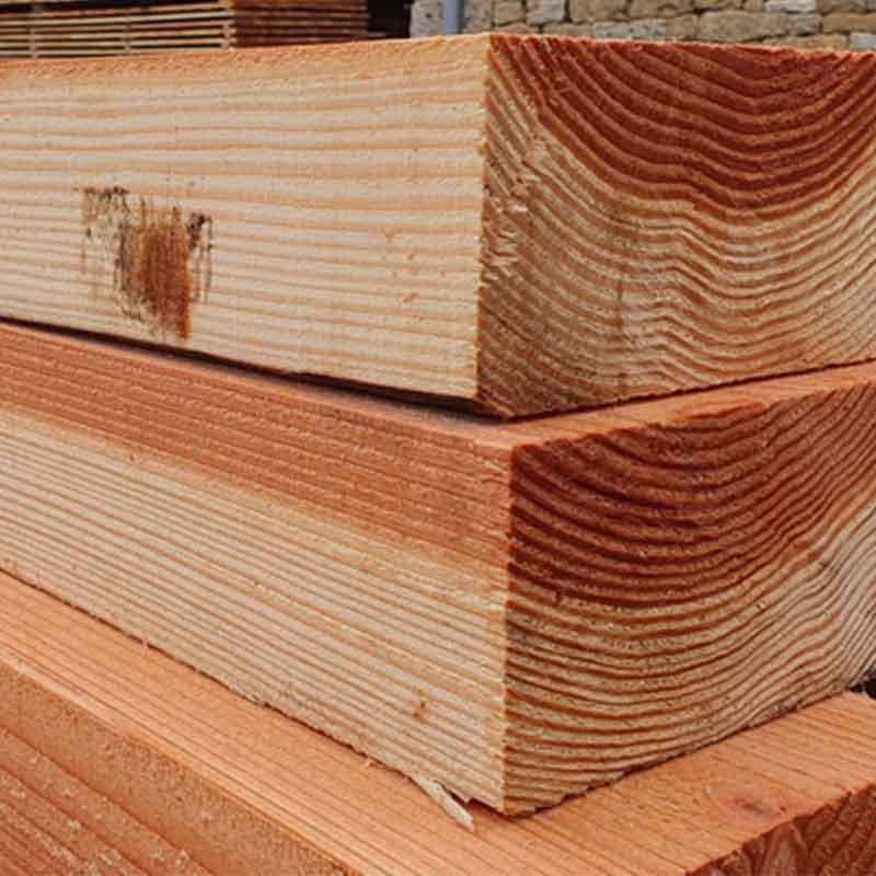 Approvisionnement bois - douglas
