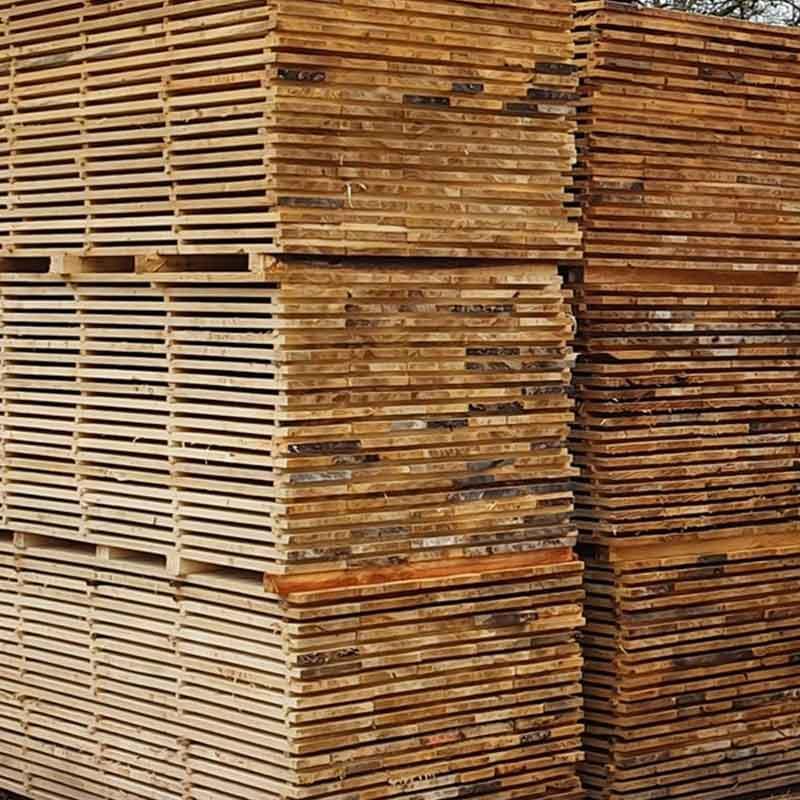 approvisionnement bois - peuplier