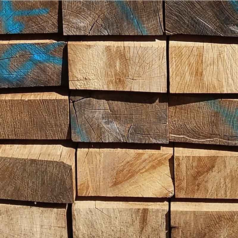 Produits de scierie - chevrons ossature bois